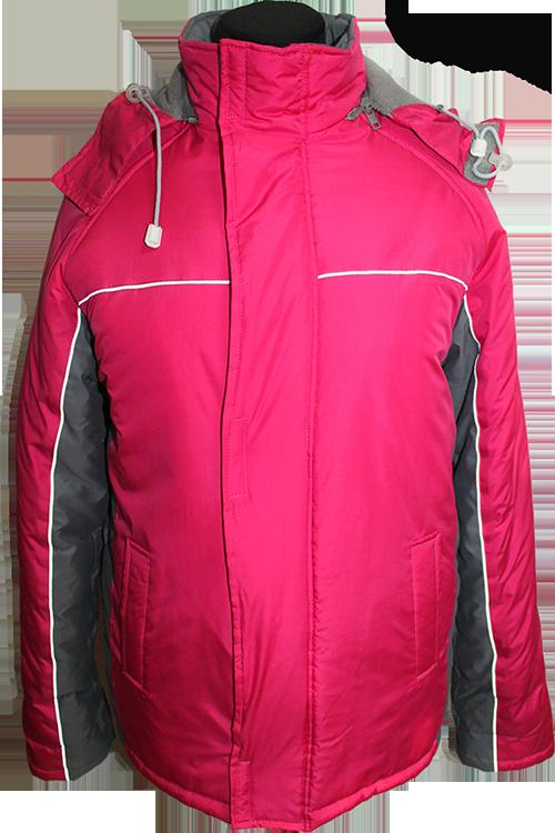 Курточка зимняя утепленная